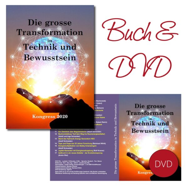 Die grosse Transformation set 2020 Jupiter Verlag